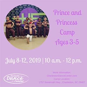 2019 Prince andPrincess Camp
