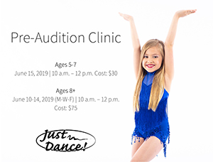 Pre-Audition Clinic small