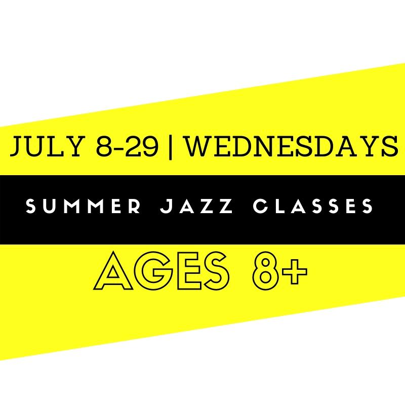 Summer Jazz Classes