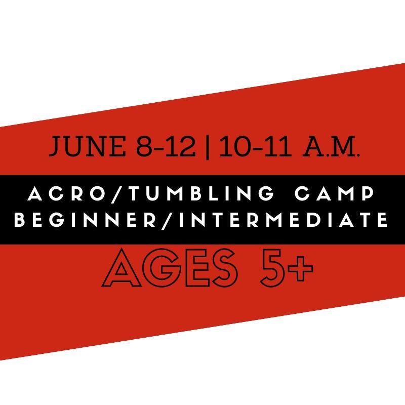 Acro Camp Beginner-Intermediate