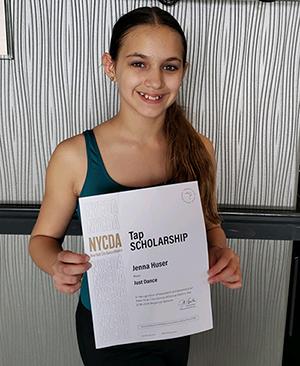 Jenna Scholarship
